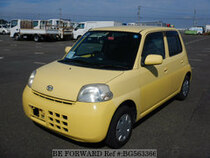 Used 2008 DAIHATSU ESSE BG563366 for Sale for Sale
