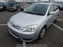 Used 2006 TOYOTA COROLLA RUNX BG563636 for Sale for Sale