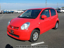 Used 2011 TOYOTA PASSO BG563376 for Sale for Sale