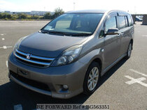 Used 2010 TOYOTA ISIS BG563351 for Sale for Sale