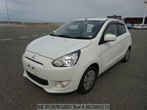 Used 2014 MITSUBISHI MIRAGE BG563113 for Sale for Sale