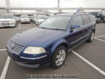 Used 2005 VOLKSWAGEN PASSAT WAGON BG563692 for Sale for Sale
