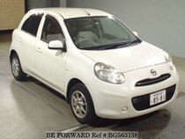Used 2011 NISSAN MARCH BG563158 for Sale for Sale