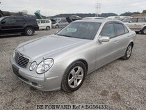 Used 2004 MERCEDES-BENZ E-CLASS BG564333 for Sale for Sale