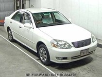 Used 2001 TOYOTA MARK II BG564372 for Sale for Sale