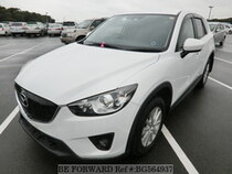 Used 2012 MAZDA CX-5 BG564937 for Sale for Sale