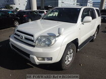 Used 2003 TOYOTA HILUX SURF BG565890 for Sale for Sale
