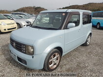 Used 2002 NISSAN CUBE BG565080 for Sale for Sale