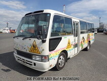 Used 2006 TOYOTA COASTER BG565282 for Sale for Sale