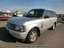 Used 2003 LAND ROVER RANGE ROVER BG565244 for Sale for Sale