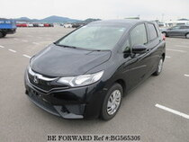 Used 2016 HONDA FIT BG565309 for Sale for Sale
