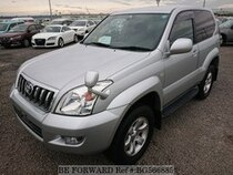 Used 2005 TOYOTA LAND CRUISER PRADO BG566885 for Sale for Sale