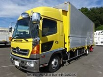 Used 2007 HINO RANGER BG567527 for Sale for Sale
