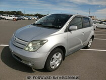 Used 2004 TOYOTA IST BG566649 for Sale for Sale