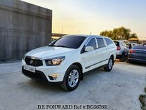 Used 2014 SSANGYONG KORANDO BG567663 for Sale for Sale