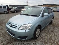 Used 2004 TOYOTA COROLLA RUNX BG566590 for Sale for Sale