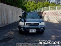 Used 2005 HYUNDAI SANTA FE BG567672 for Sale for Sale