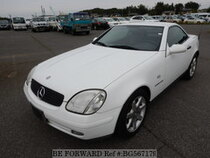 Used 2000 MERCEDES-BENZ SLK BG567179 for Sale for Sale