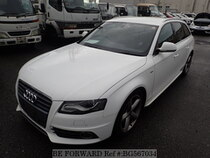 Used 2008 AUDI A4 BG567034 for Sale for Sale