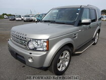 Used 2010 LAND ROVER DISCOVERY 4 BG567147 for Sale for Sale