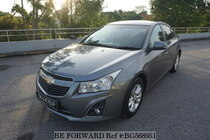 Used 2015 CHEVROLET CRUZE BG568951 for Sale for Sale
