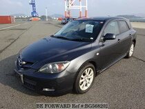 Used 2007 MAZDA AXELA SPORT BG568202 for Sale for Sale
