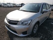 Used 2014 TOYOTA COROLLA FIELDER BG568272 for Sale for Sale