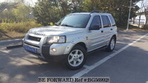 Used 2005 LAND ROVER FREELANDER BG569928 for Sale for Sale