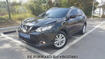 Used 2016 NISSAN QASHQAI BG570001 for Sale for Sale
