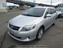 Used 2011 TOYOTA COROLLA FIELDER BG569395 for Sale for Sale