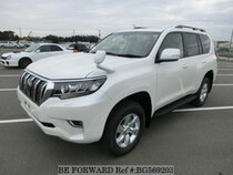 Used 2019 TOYOTA LAND CRUISER PRADO BG569203 for Sale for Sale
