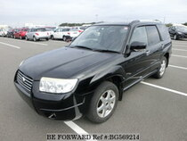 Used 2007 SUBARU FORESTER BG569214 for Sale for Sale