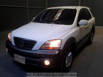 Used 2002 KIA SORENTO BG570648 for Sale for Sale