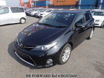 Used 2012 TOYOTA AURIS BG572450 for Sale for Sale