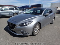 Used 2013 MAZDA AXELA SPORT BG572481 for Sale for Sale