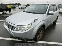 Used 2008 SUBARU FORESTER BG572201 for Sale for Sale