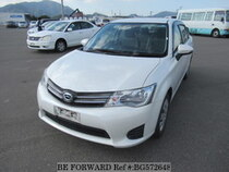 Used 2012 TOYOTA COROLLA AXIO BG572648 for Sale for Sale