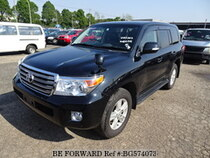 Used 2014 TOYOTA LAND CRUISER BG574073 for Sale for Sale