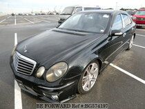 Used 2004 MERCEDES-BENZ E-CLASS BG574197 for Sale for Sale
