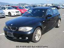 Used 2006 BMW 1 SERIES BG574404 for Sale for Sale