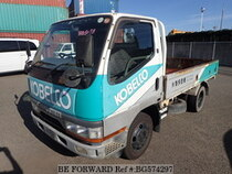 Used 1998 MITSUBISHI CANTER BG574297 for Sale for Sale