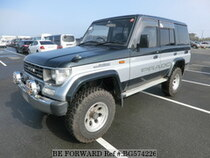 Used 1993 TOYOTA LAND CRUISER PRADO BG574226 for Sale for Sale