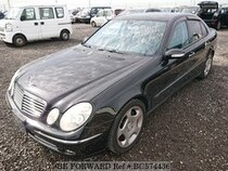 Used 2002 MERCEDES-BENZ E-CLASS BG574436 for Sale for Sale