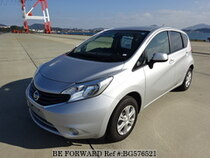 Used 2014 NISSAN NOTE BG576521 for Sale for Sale