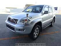 Used 2004 TOYOTA LAND CRUISER PRADO BG576523 for Sale for Sale