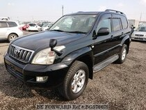 Used 2007 TOYOTA LAND CRUISER PRADO BG576679 for Sale for Sale