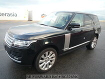 Used 2014 LAND ROVER RANGE ROVER BG576590 for Sale for Sale