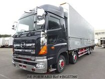 Used 2014 HINO PROFIA BG577885 for Sale for Sale
