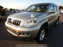 Used 2005 TOYOTA LAND CRUISER PRADO BG577266 for Sale for Sale