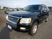 Used 2007 FORD EXPLORER BG577309 for Sale for Sale